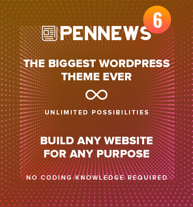 PenNews - News/ Magazine/ Business/ Portfolio/Reviews Landing AMP WordPress Theme - 3